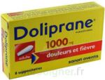 DOLIPRANE ADULTES 1000 mg, suppositoire à Seysses