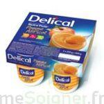 DELICAL NUTRA'POTE DESSERT AUX FRUITS, 200 g x 4 à Seysses