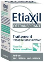 Etiaxil Aisselles Détranspirant Peau Sensibles Roll-on/15ml à Seysses