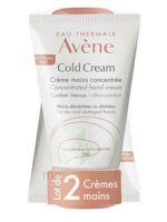 Avène Eau Thermale Cold Cream Duo Crème Mains 2x50ml à Seysses