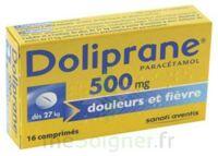DOLIPRANE 500 mg Comprimés 2plq/8 (16) à Seysses