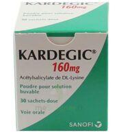 KARDEGIC 160 mg, poudre pour solution buvable en sachet à Seysses