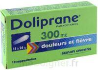 Doliprane 300 Mg Suppositoires 2plq/5 (10) à Seysses