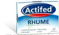 ACTIFED RHUME, comprimé à Seysses