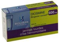DIOSMINE BIOGARAN CONSEIL 600 mg, comprimé pelliculé à Seysses