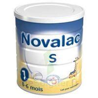 NOVALAC S 1, 0-6 mois bt 800 g à Seysses