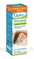 Quies Docuspray Hygiene De L'oreille, Spray 100 Ml à Seysses