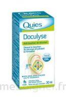 Doculyse Solution Auriculaire Bouchon Cerumen 30ml à Seysses
