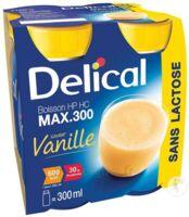 DELICAL MAX 300 SANS LACTOSE, 300 ml x 4 à Seysses