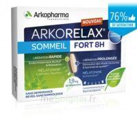 Arkorelax Sommeil Fort 8h Comprimés B/15 à Seysses