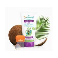 Puressentiel Anti-poux Shampooing Masque Traitant 2 En 1 Anti-poux Avec Peigne - 150 Ml à Seysses