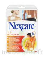 Nexcare Heat Patch, , Bt 5 à Seysses