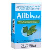 Pierre Fabre Oral Care Alibi Pocket 12 Pastilles à Seysses