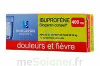 IBUPROFENE BIOGARAN CONSEIL 400 mg, comprimé pelliculé à Seysses