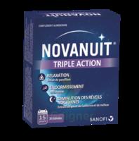 NOVANUIT Triple action Gélules B/30 à Seysses