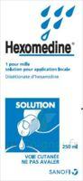 Hexomedine 1 Pour Mille S Appl Loc Fl/250ml à Seysses