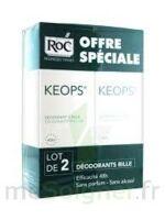 KEOPS DEODORANT BILLE PEAUX FRAGILES lot de 2 à Seysses