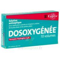 DOSOXYGENEE 10 VOLUMES, solution pour application cutanée en récipient unidose à Seysses