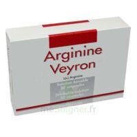 ARGININE VEYRON, solution buvable en ampoule à Seysses