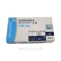 ECONAZOLE BIOGARAN L.P. 150 mg, ovule à libération prolongée à Seysses