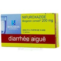 NIFUROXAZIDE BIOGARAN CONSEIL 200 mg, gélule à Seysses