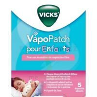 VICKS VAPOPATCH ENFANTS à Seysses
