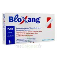BLOXANG Eponge de gélatine stérile hémostatique B/5 à Seysses