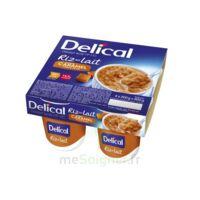 DELICAL RIZ AU LAIT Nutriment caramel pointe de sel 4Pots/200g à Seysses