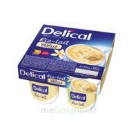 DELICAL RIZ AU LAIT Nutriment vanille 4Pots/200g à Seysses