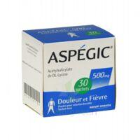 Aspegic 500 Mg, Poudre Pour Solution Buvable En Sachet-dose 30 à Seysses