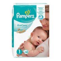 PAMPERS PROCARE PREMIUM Couche protection T1 2-5kg Paq/38 à Seysses