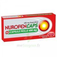 Nurofencaps 400 Mg Caps Molle Plq/10 à Seysses