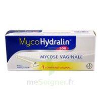 MYCOHYDRALIN 500 mg, comprimé vaginal à Seysses