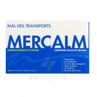 Mercalm, Comprimé Pelliculé Sécable à Seysses