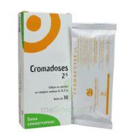 Cromadoses 2 Pour Cent, Collyre En Solution En Récipient Unidose à Seysses
