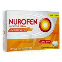 NUROFEN 200 mg, comprimé orodispersible à Seysses