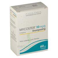 MYCOSTER 10 mg/g, shampooing à Seysses