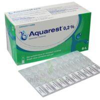 AQUAREST 0,2 %, gel opthalmique en récipient unidose à Seysses