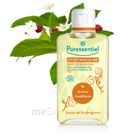 Puressentiel Articulations & Muscles Huile De Massage Bio** Effort Musculaire - Arnica - Gaulthérie - 100 Ml à Seysses