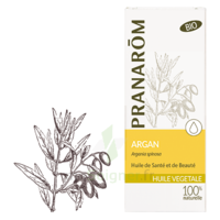 PRANAROM Huile végétale bio Argan 50ml à Seysses