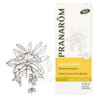 PRANAROM Huile végétale bio Macadamia 50ml à Seysses