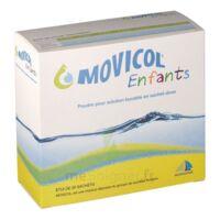 MOVICOL ENFANTS, poudre pour solution buvable en sachet-dose à Seysses