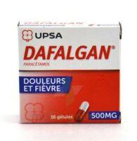 DAFALGAN 500 mg Gélules 2plq/8 (16) à Seysses
