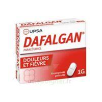 DAFALGAN 1000 mg Comprimés pelliculés Plq/8 à Seysses