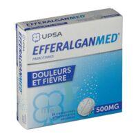 EFFERALGANMED 500 mg, comprimé effervescent sécable à Seysses