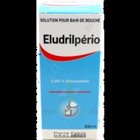 ELUDRILPERIO 0,2 %, solution pour bain de bouche à Seysses