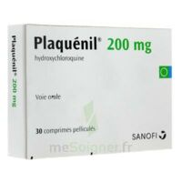 PLAQUENIL 200 mg, comprimé pelliculé à Seysses