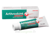 ARTHRODONT 1 % Pâte gingivale T/80g à Seysses