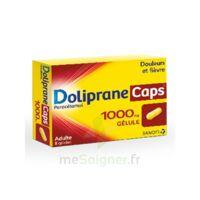 DOLIPRANECAPS 1000 mg Gélules Plq/8 à Seysses