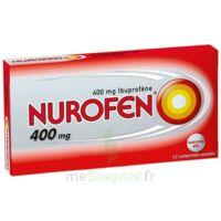 NUROFEN 400 mg Comprimés enrobés Plq/12 à Seysses